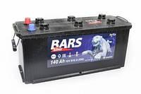 Автомобильный аккумулятор BARS Silver 140Ач 910А