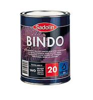Краска для стен и потолка BINDO 20  BС (0,93л.)