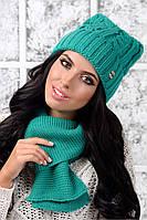 Женская шапка Ешка