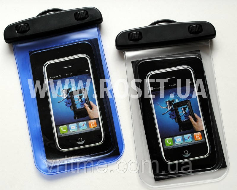 Водонепроницаемый чехол для смартфона - WaterProof Bag (15 х 10 см)