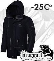 Braggart 'Black Diamond'. Парка зимняя 4862 черная