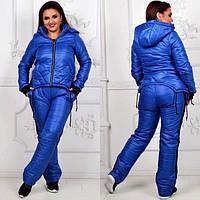 БВ31012/1 Лыжный женский батальный костюм