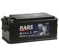 Автомобильный аккумулятор BARS Silver 190Ач 1250А камина