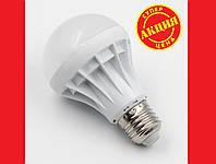 Лампочка LED LAMP E27 5W Круглая UKC