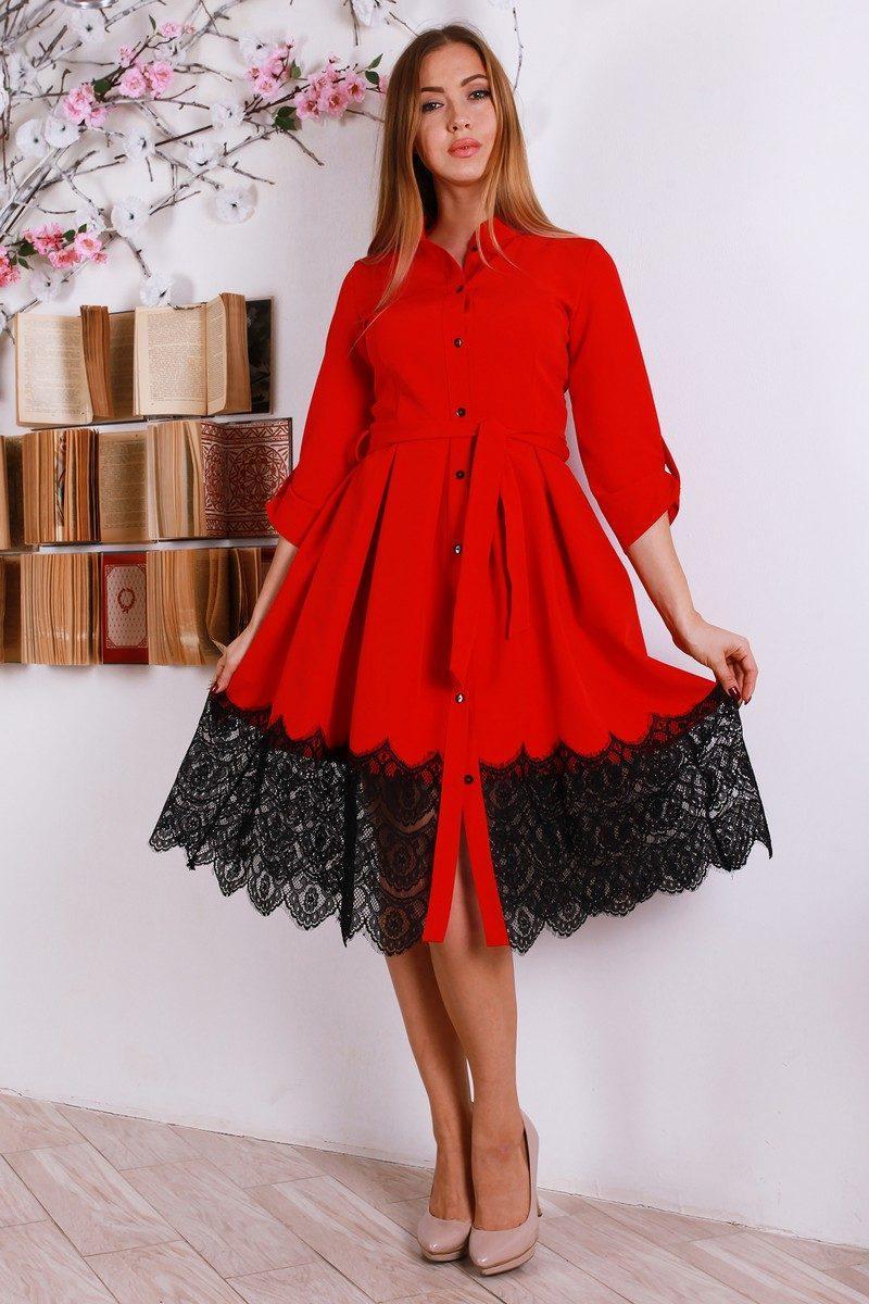 купить красивое модное платье