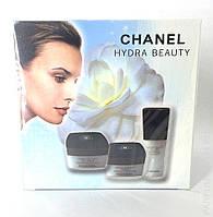 """Набор кремов Chanel """"Chanel Hydra Beauty"""" 3в 1"""