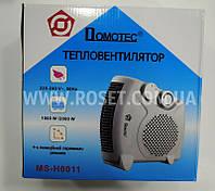 Тепловентилятор Domotec MS-H0011 2000W, фото 1