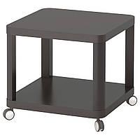 TINGBY, журнальный столик на колесиках