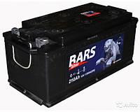Автомобильный аккумулятор BARS Silver 210Ач 1350А камина