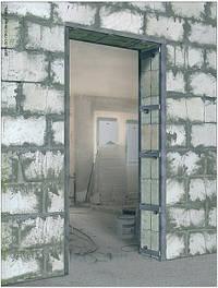 Усиление проемов в квартирах, домах, вырезка проемов
