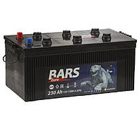 Автомобильный аккумулятор BARS Silver 230Ач 1300А евро