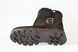 Замшевые женские ботинки Kento, фото 3