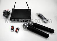 Микрофонная система в кейсе - Vocal Artist UKC VHF, фото 1