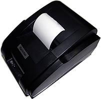 Xprinter XP-58IIH чековый принтер, термопринтер, POS, штрих код принтер