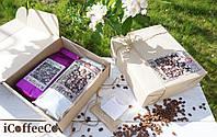 Подарочный набор кофе чай ForYou в зернах