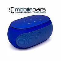 Портативная колонка (Аудиоколонка) BLUETOOTH K7 (Синяя)