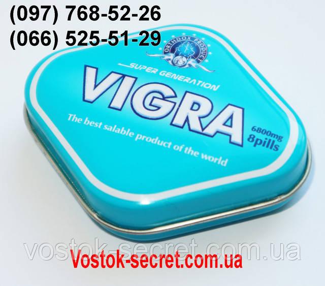 Препарат для потении VIGRA