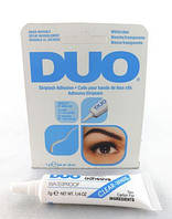 Клей для вій прозорий DUO Eyelash Adhesive