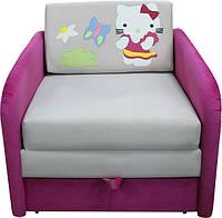 Детский диван малютка Хелло Кити для девочки