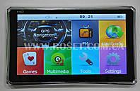 Автомобильный GPS навигатор HD 7007 Navitel 7 дюймов, фото 1