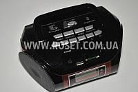 Портативный проигрыватель + радио - Golon RX-662Q Stereo Player Black, фото 1