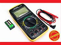 Мультиметр DT 9205A Тестер