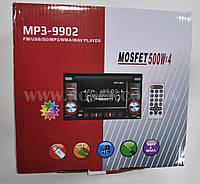 Автомагнитола с усилителем - MP3-9902 MOSFET 500Wx4 с пультом ДУ, фото 1