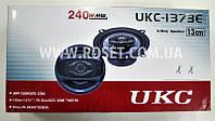 Автомобильная акустика 2 динамика - UKC-1373E 13см 240W