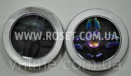 Спиннер - Fidget Spinner Suriken Хамелеон Черный4-лепестковый 2 цвета SP2