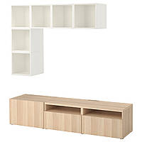 / / EKET, комбинация шкафов под ТВ