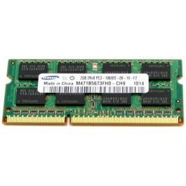 Оперативная память Samsung DDR3-1333 2GB PC3-10600S 1.5V