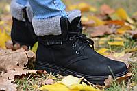 Женские зимние ботинки Caterpillar (ч)