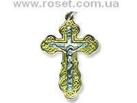 Крестик из циркония