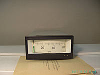 Милливольтметр для измерения и регулирования температуры типа Ш4541 на 600 град. С