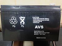 Аккумулятор 12v 7,2А (12В 7А/ч) AVS