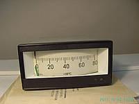 Милливольтметр для измерения и регулирования температуры типа Ш4541 на 800 град. С