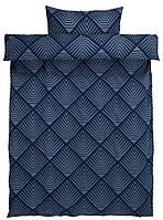 Комплект білизни 2од NOVA 1,5 синій M1373380