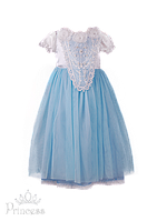 Платье Герды/Золушки с накидкой