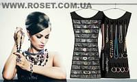 Органайзер для украшений в виде платья