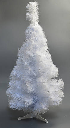 Елка Белая 0,8 м ель ели ёлка ёлки елка елки сосна искусственная штучна ялинка ялинки сосни, фото 2