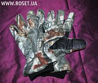 Перчатки зимние флисовые Fisherman, фото 1