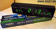 Настенные часы Led Digital Clock CX-808, фото 1