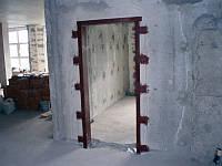 Расширение дверного проема в несущей стене