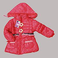 Куртка Зайка (красная)