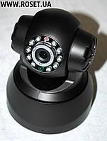 Камера удаленного видеонаблюдения IP Internet Security Camera P2P (LAN, Wi-Fi)