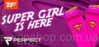 Шейкер PerfectShaker Super Girl 800 мл, фото 2