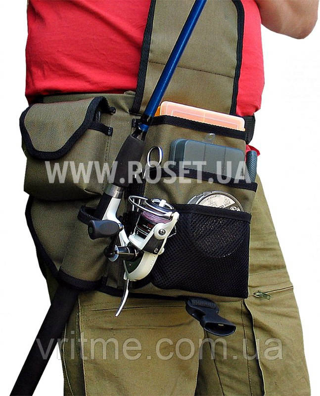 Поясная сумка для рыбалки - STAKAN S55 из кордуры