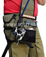 Поясная сумка для рыбалки - STAKAN S55 из кордуры, фото 1