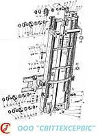 ДВ 1784, ДВ 1786, ДВ 1788, ДВ 1792 Подъемное устройство на Н=3300