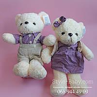 Медвежонок в костюмчике мягкая игрушка